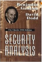 Security Analysis 1934 Edition