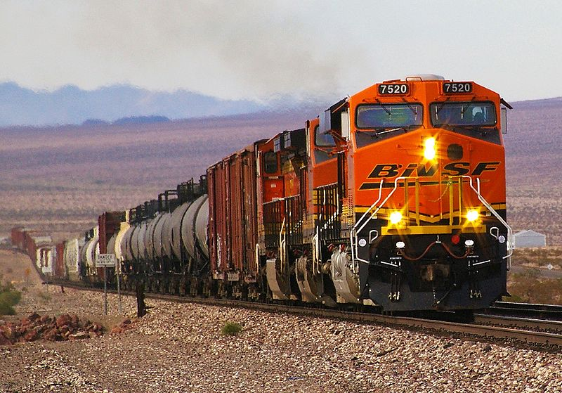 Buffett's Plans for Burlington Northern May Include Rapid Expansion