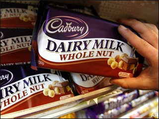"Buffett ""Feels Poorer"" Based on Terms of Cadbury Deal"