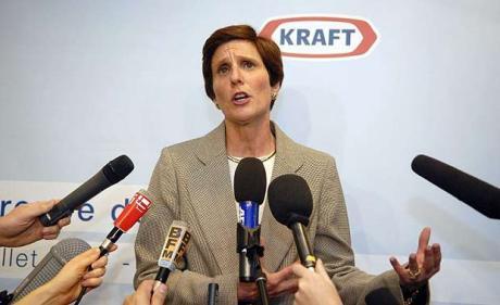 Kraft's Executive Compensation Policies Reward Value Destruction