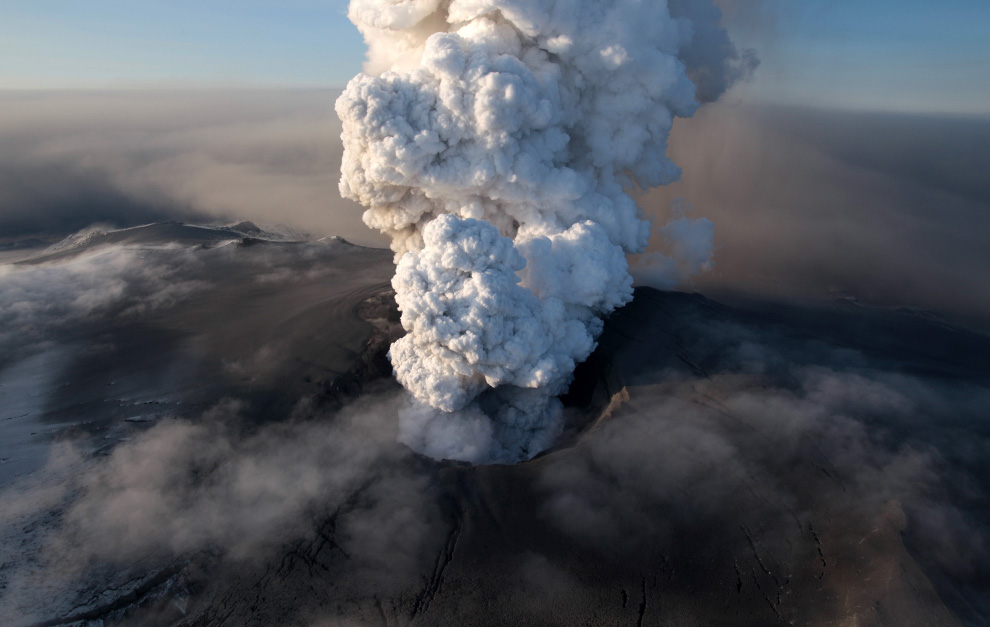 Minimal Impact to Insurers from Icelandic Volcano Eruption