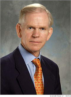 Jeremy Grantham on Bubbles and the Outlook Ahead